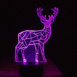 LED lamp – hert geometrisch