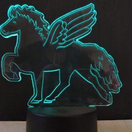 LED lamp Pegasus