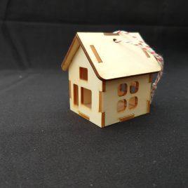 3D huisje